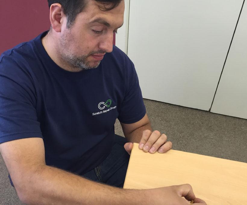 Hard Surface Repairs